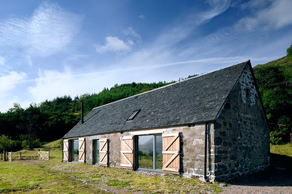 Barn House Leachachan Barn