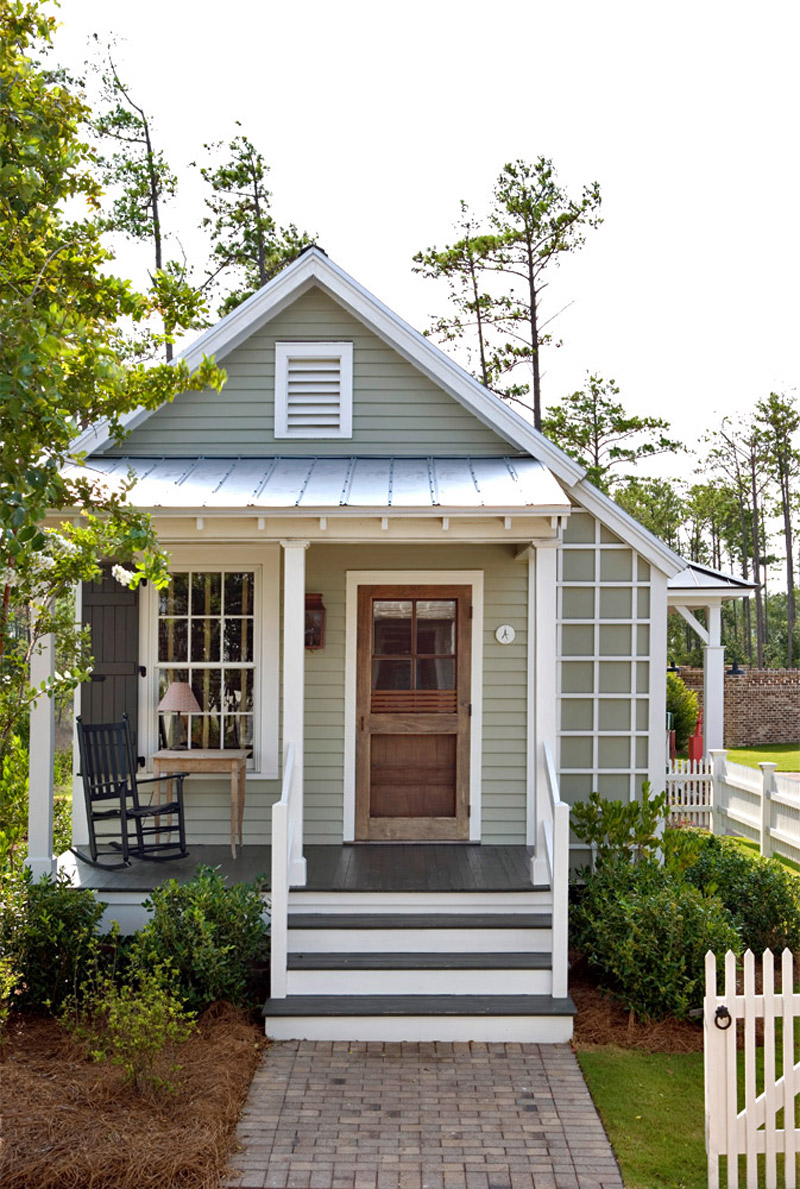 Pendleton house for Tiny house cottage style