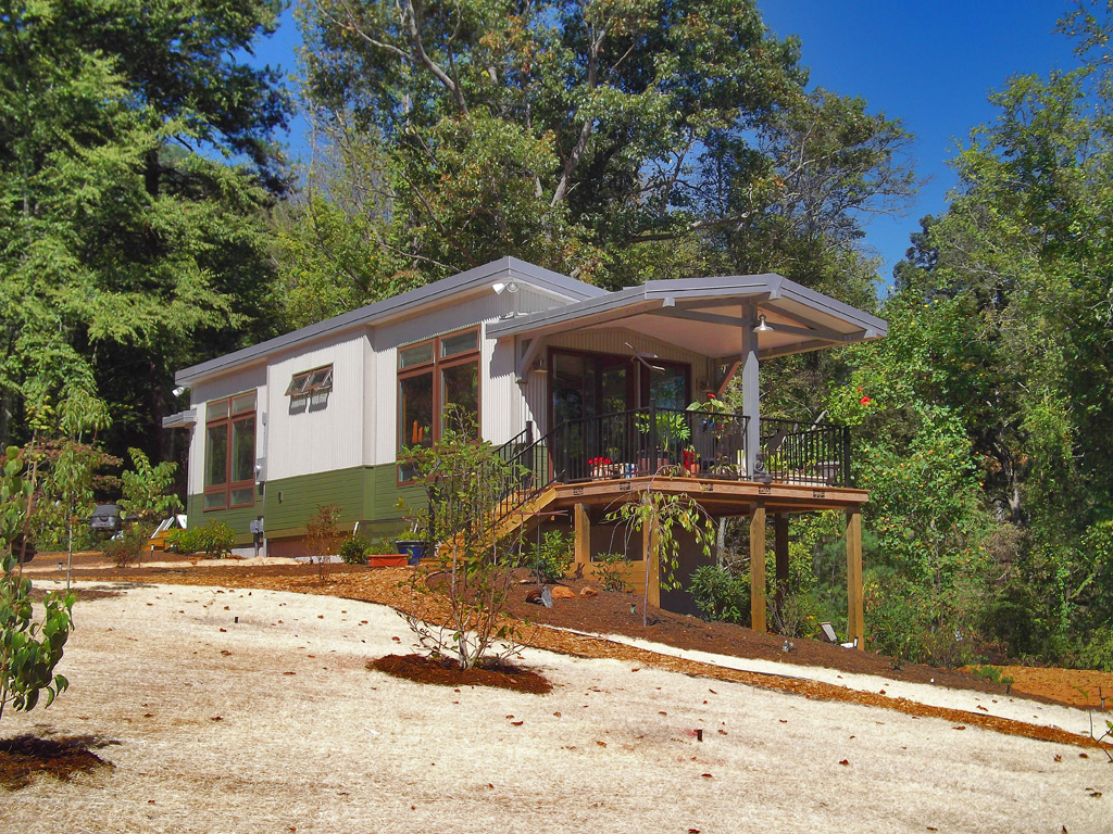 Osprey by eco cottages Small eco home plans