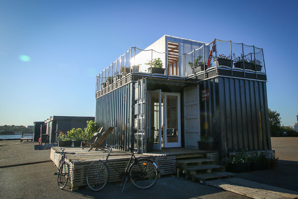Container Village by CPH Containers