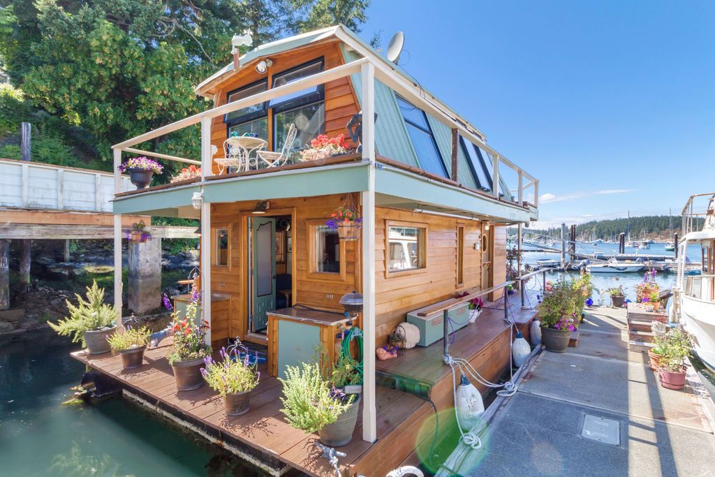 Seattle houseboat for Houseboats for rent in california