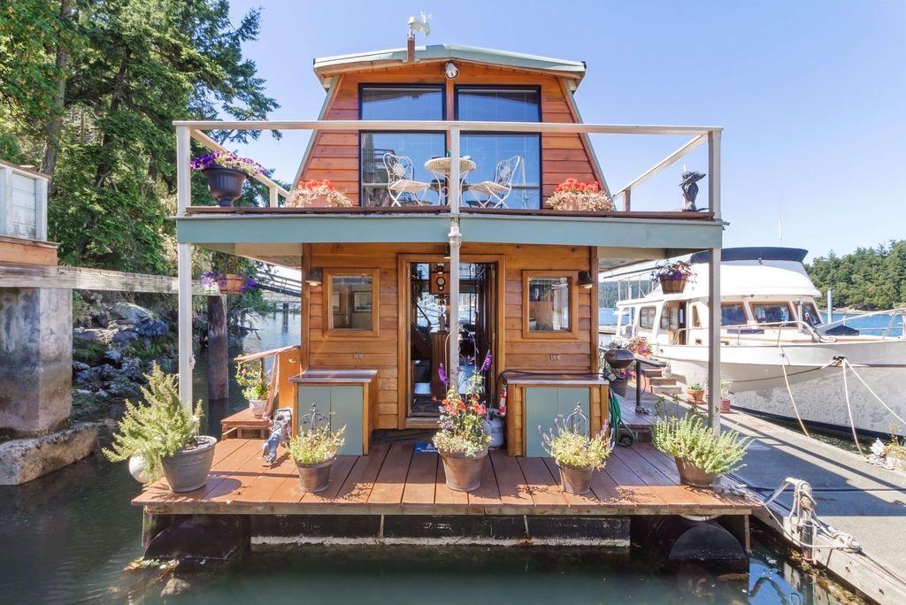 Photos Tiny House Seattle Wa: Seattle Houseboat
