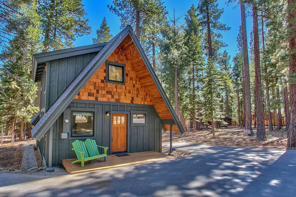 Lake tahoe cabin for Cabin rental tahoe